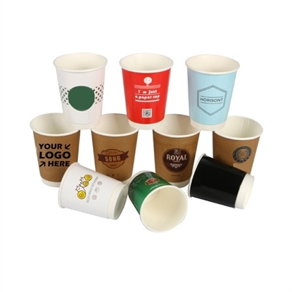 9oz Disposable Paper Coffee Cups