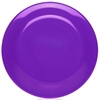 Purple Custom Frisbee