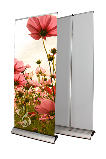 Adjustable Pro Retractable Banner Kits