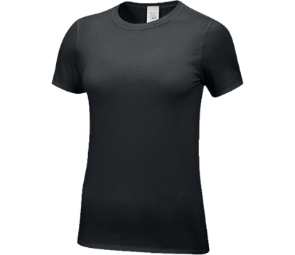Picture of WOMEN'S NIKE SS CORE COTTON CREW SHIRT