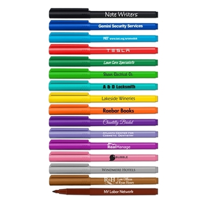 Note Writers - Fine Point Fiber Point Pens