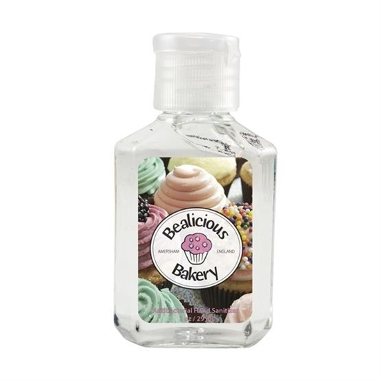 Personalized 1 oz Hand Sanitizer