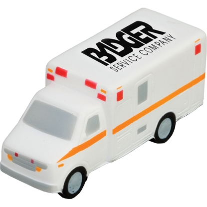 Ambulance Stress Ball Relievers
